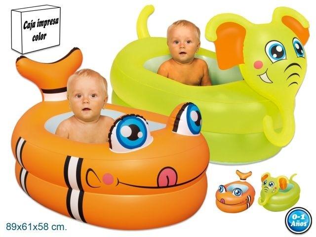 Pool-mat-animal-babies