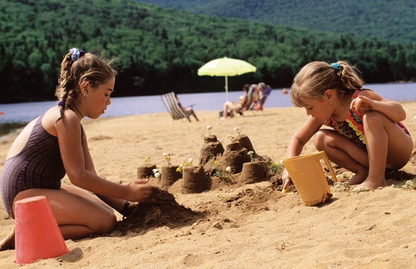 Mejores playas de España para ir con niños - Playas para niños