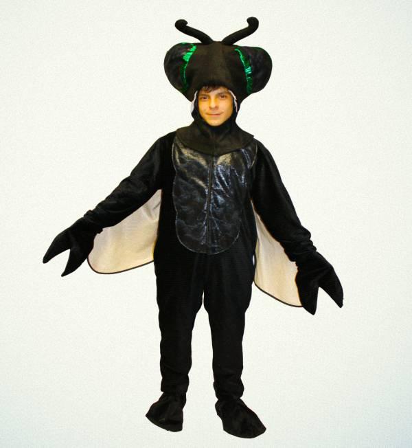 Kostüm Fliege 2