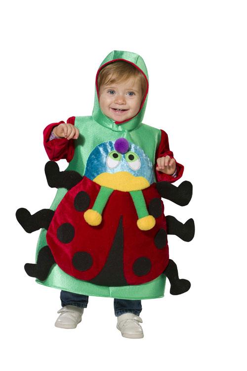 Primer concurso elige tu disfraz carnaval 2014 mundo - Disfraz de mariquita bebe ...