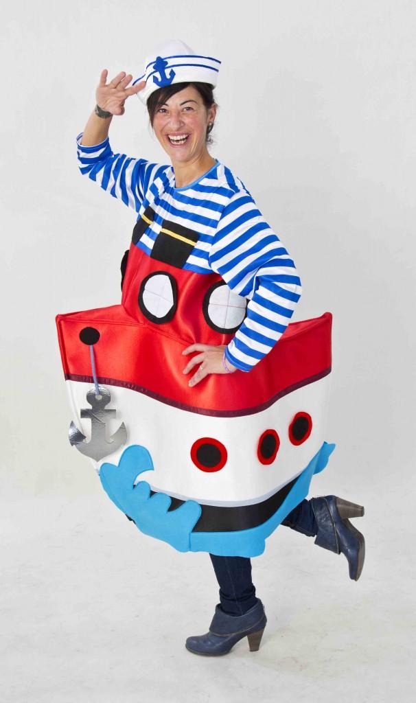 Boat costume