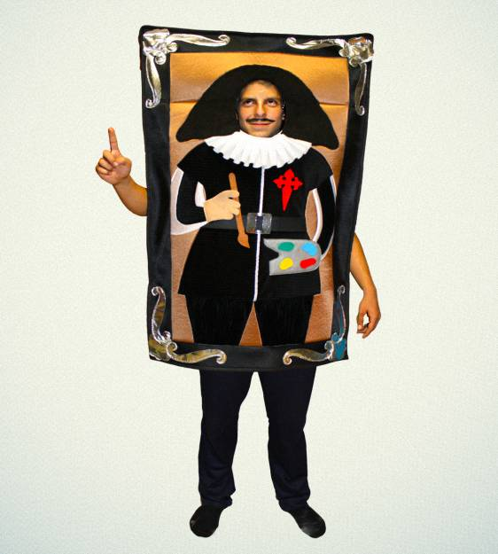 Cervantes box costume
