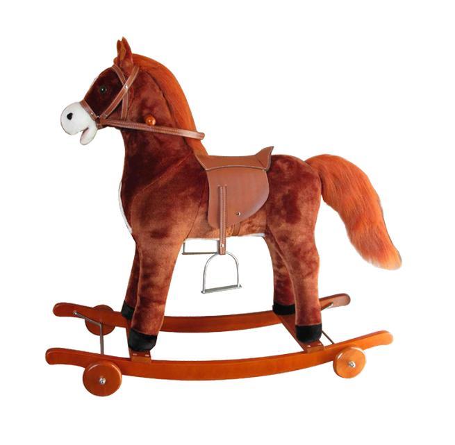 caballos balanc n grandes de peluche mundo diversal