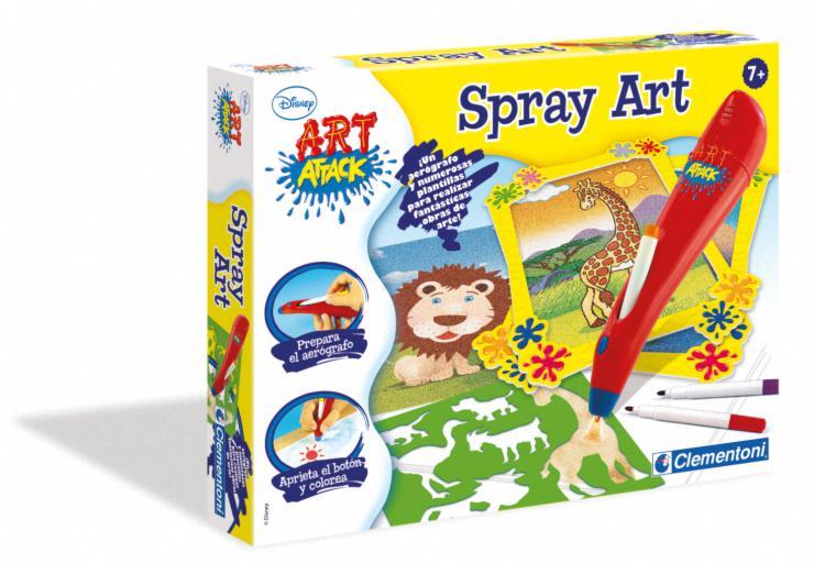 Juegos Creativos Art Attack