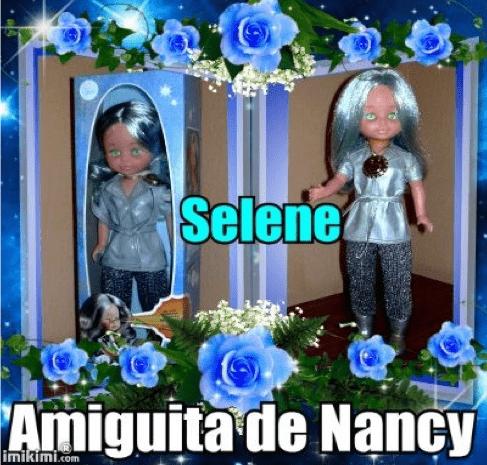 selene amiga de nancy