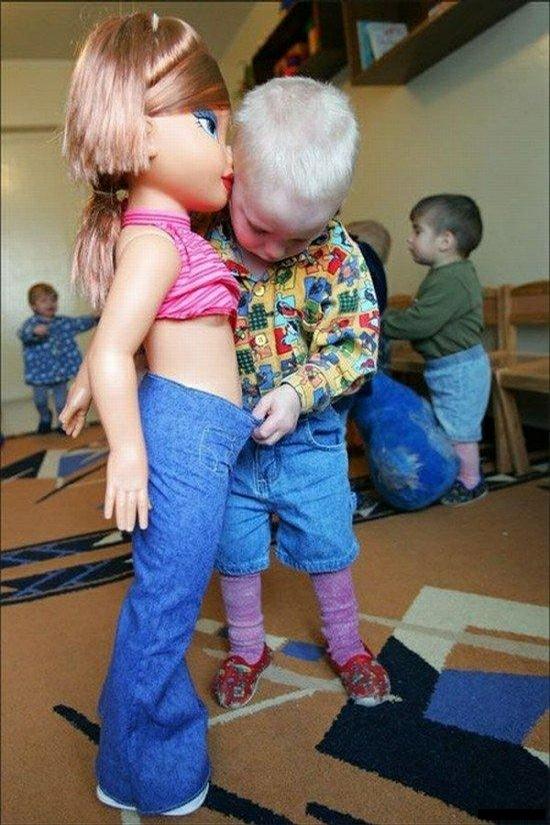 sexualidad infantil