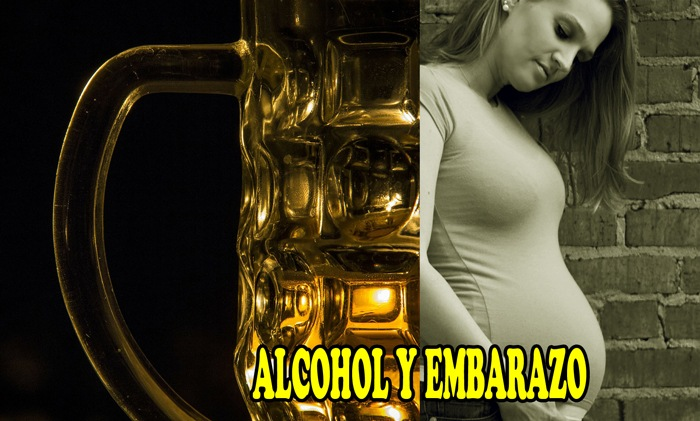 ALCOHOL-EMBARAZO-BEBE