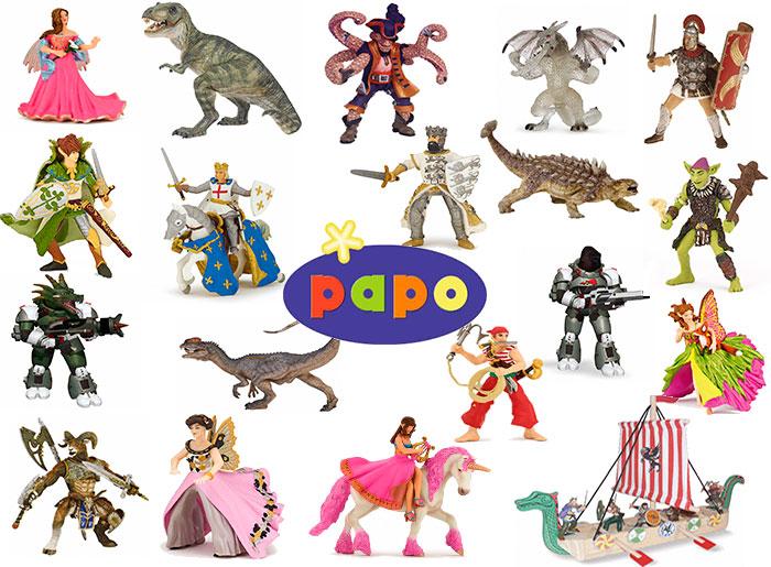 PAPO-FIGURAS
