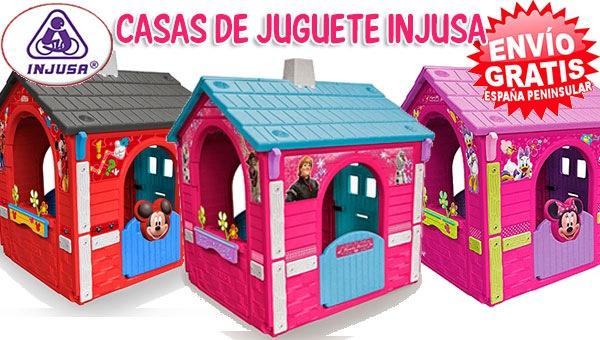 Casas de juguete para ni os de injusa mundo diversal for Casitas de jardin de plastico