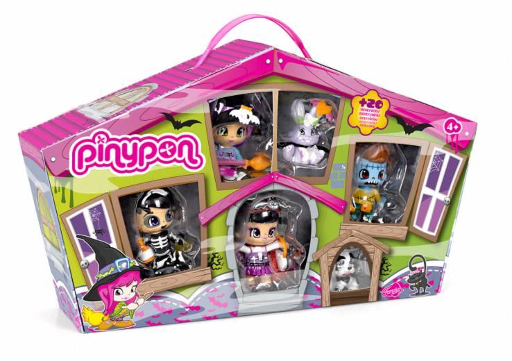 Pinypon-monster-playset