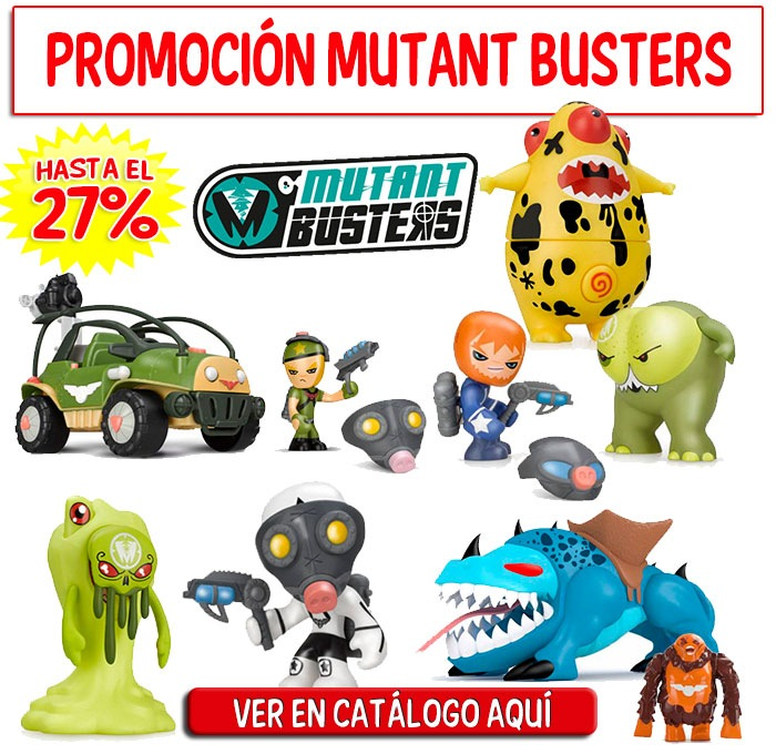 MUTANT-BUSTERS