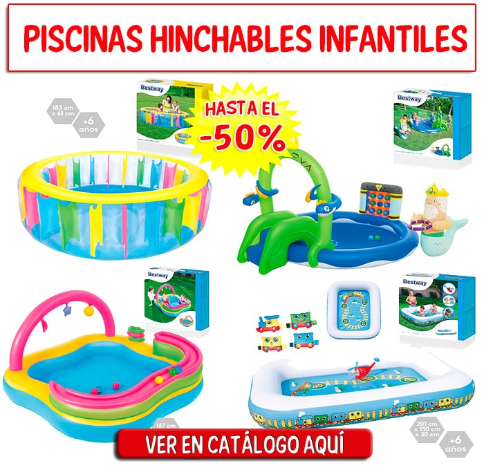 PISCINAS-HINCHABLES