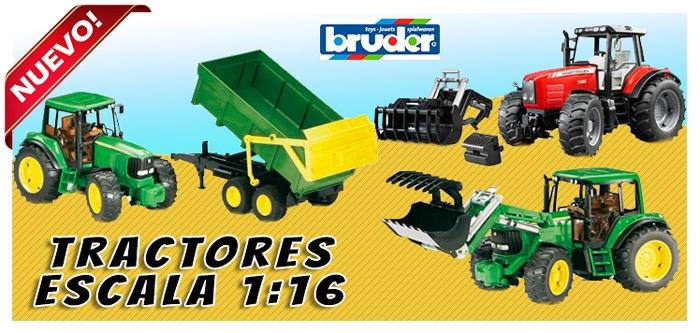 bruder-tractores