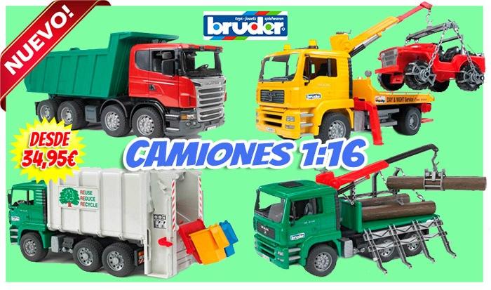 camiones-bruder