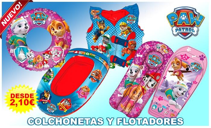 COLCHONETAS-PAW