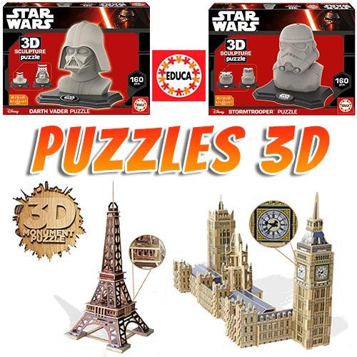 puzzles-3d
