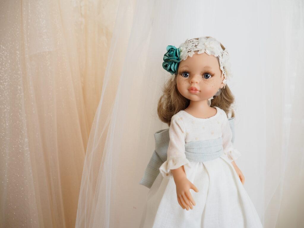 Las mejores muñecas de comunión para regalar online