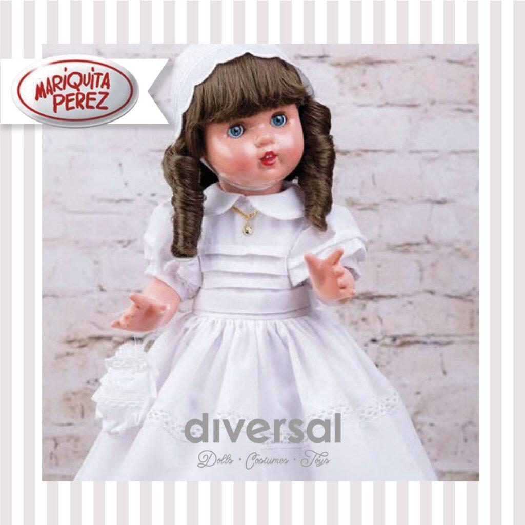 Las mejores muñecas de comunión para regalar online - mariquita perez